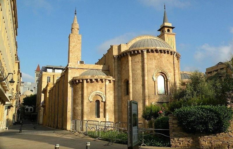 Al-Omari Grand Mosque