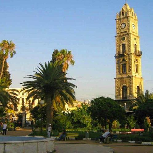 Clock Tower in Tripoli