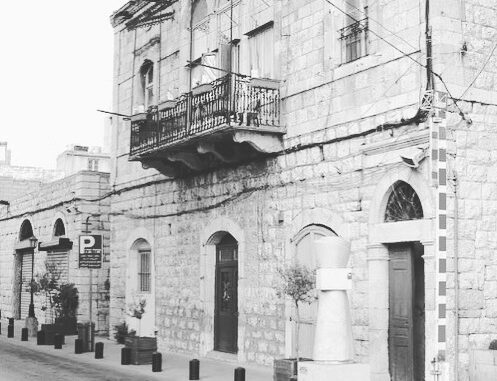 The wonderful old city center (Jounieh)