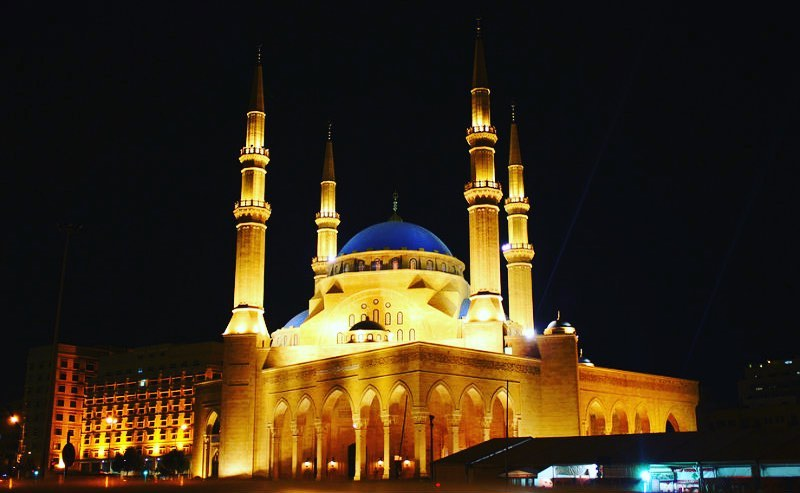 Mohammed Al-Amin Great Mosque