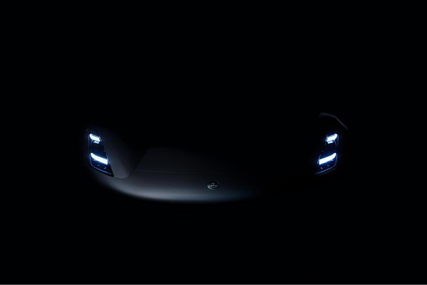 سيارة لوتس - lotus car